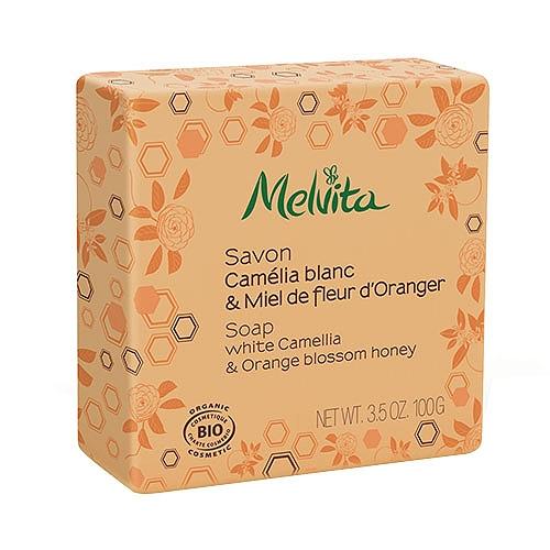 Savon Camelia & Fleur D'Oranger