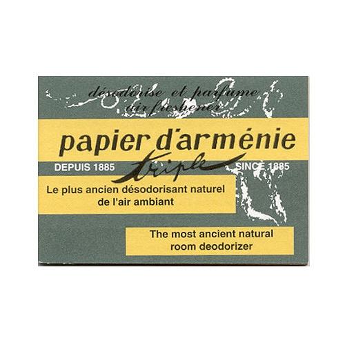 Papier D Armenie Le Carnet Triple E Leclerc Paraphamarcie