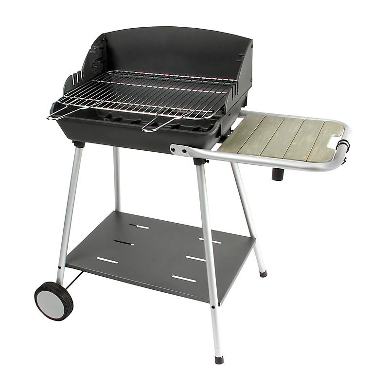 Barbecue EXCEL GRILL bi-cuisson en fonte