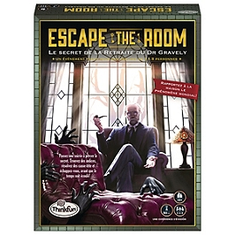 Escape The Room - Le Secret De La Retraite Du Dr Gravely (F) - Aucune - 4005556763122