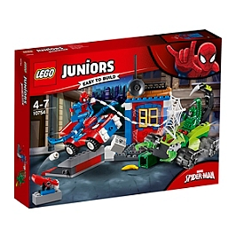 LEGO - LEGO® 4+ Super HeroesTM - Spider-Man contre Scorpion - 10754 - 10754