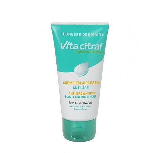 Crème éclaircissant anti-âge et anti-tâches 75ml