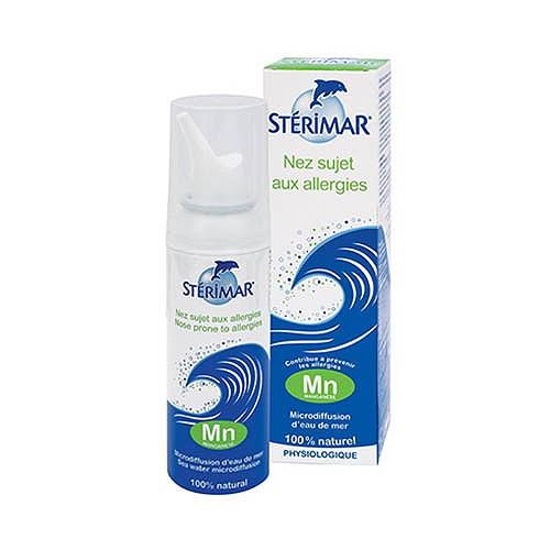 Nez sujet aux allergies 100ml