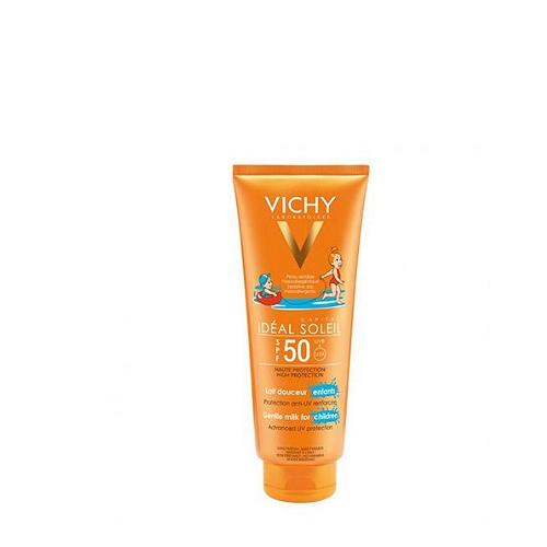 Idéal soleil lait enfants visage et corps SPF50 30ml