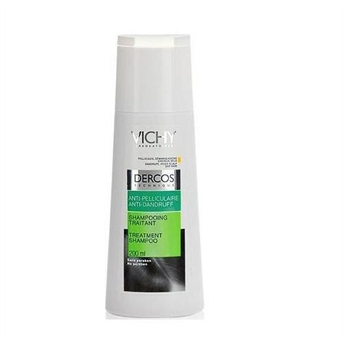 Dercos shampooing traitant anti-pelliculaire