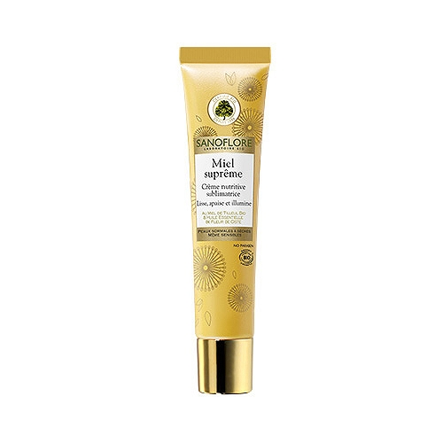 Sanoflore miel supreme creme nutritive 40ml