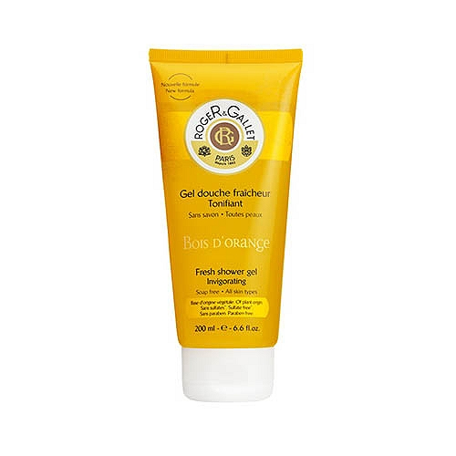 Roger&gallet gel douche bois d'orange 200ml
