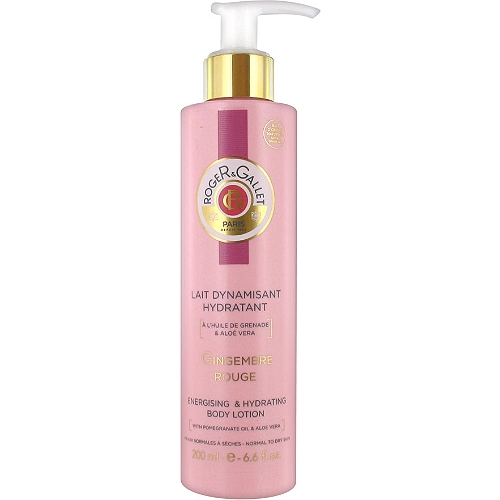 Lait sorbet dynamisant gingembre rouge 200ml