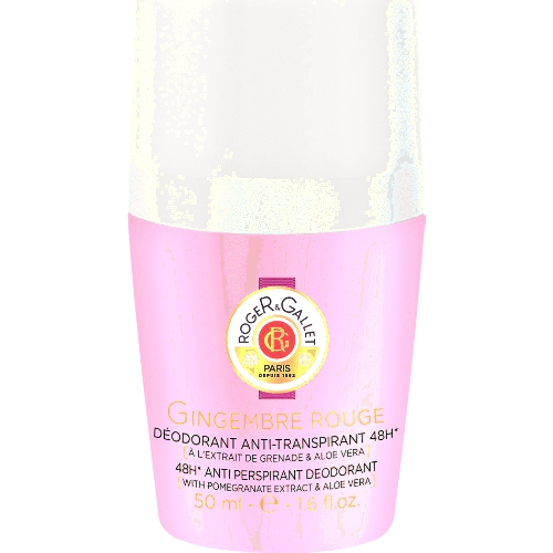 Déodorant gingembre rouge 50ml