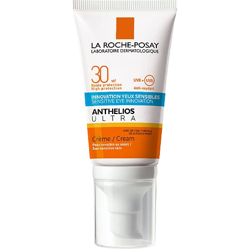 Anthelios Ultra innovation yeux sensibles crème SPF30 50ml