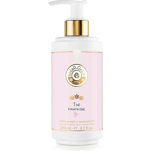 Crème de parfum nourrissante lait corps & mains 250ml