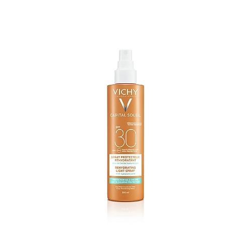Capital Soleil spray anti-déshydratation SPF30 200ml