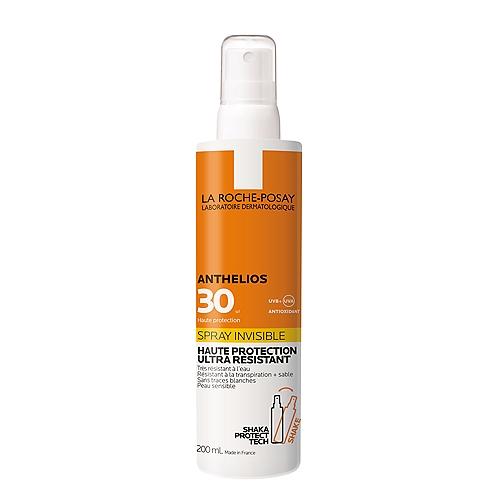 Anthelios crème solaire corps spray SPF30 200ml