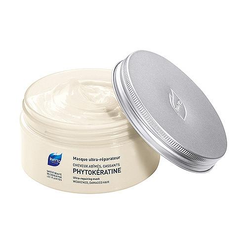 Phyto Phytokératine Masque Ultra Réparateur Cheveux Abîmés, Cassants 200ml