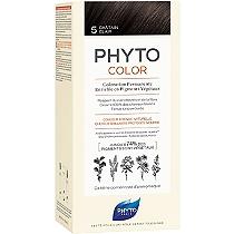 Coloration permanente couleur: chataîn clair