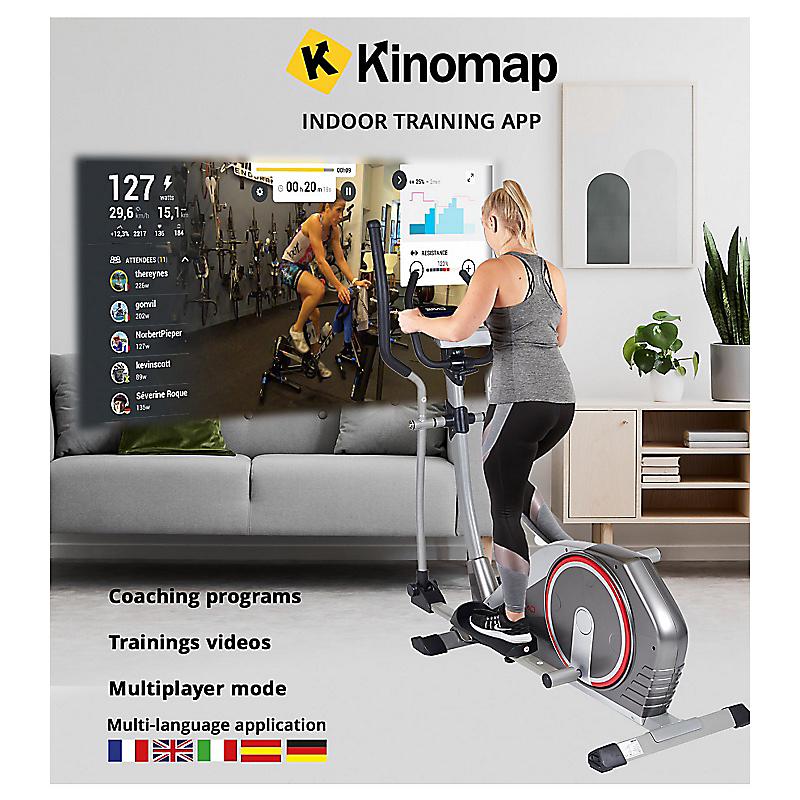 Vélo elliptique CE-690 - CARE FITNESS
