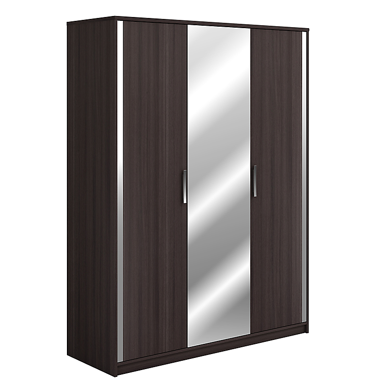 armoire lisa 3 portes maison et loisirs e leclerc. Black Bedroom Furniture Sets. Home Design Ideas