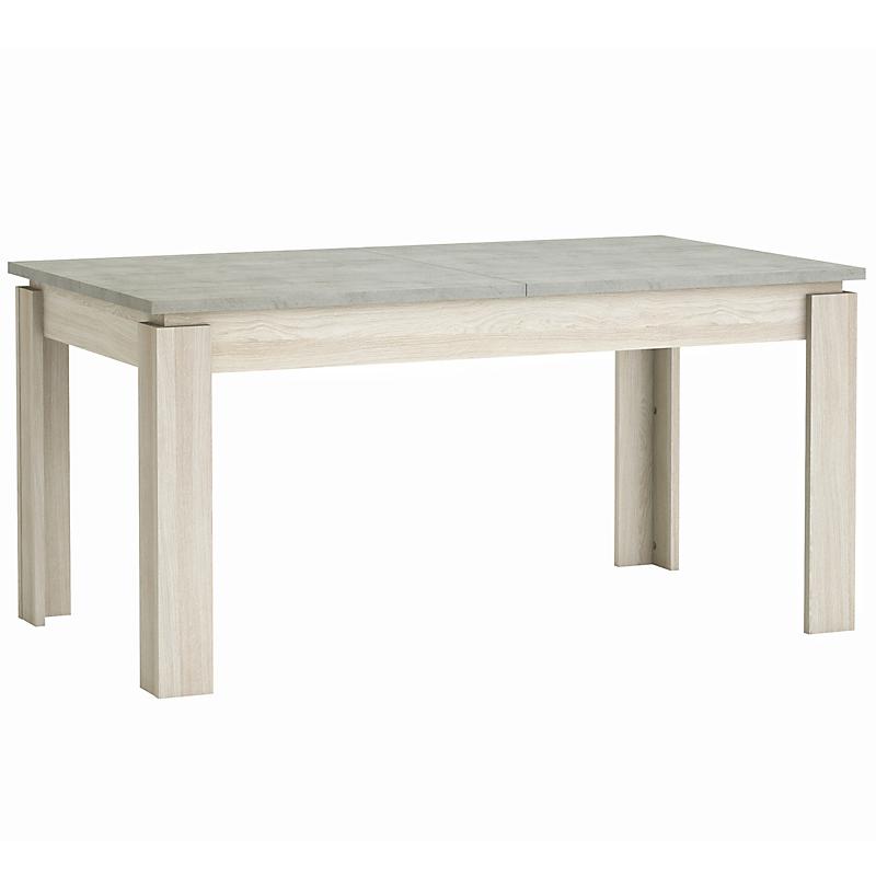 Table Cordoue avec allonge en bois - Maison et Loisirs E. Leclerc