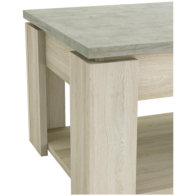 Table basse Cordoue en bois