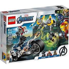 Lego® Marvel Super Heroes - L'attaque Du Speeder Bike Des Avengers - 76142 - 76142
