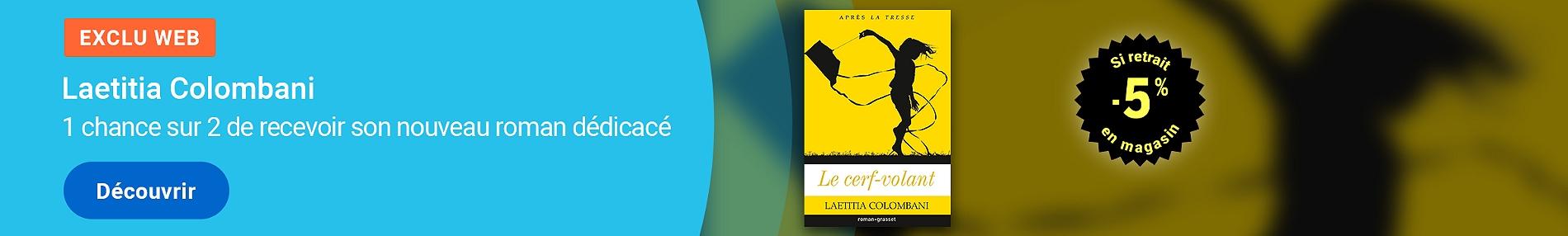 Laetitia Colombani - Le cerf volant