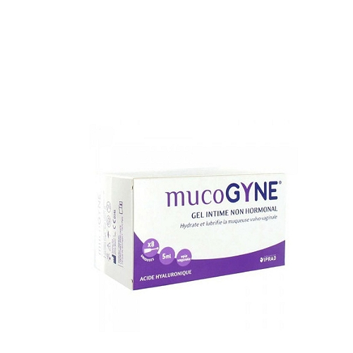 Gel vaginal boite 8 unidoses