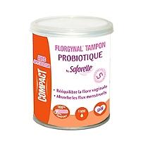 Florgynal Tampon Mini Avec Applicateur Boite de 9