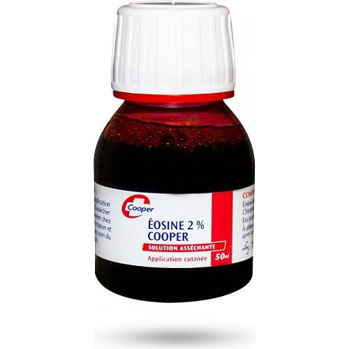 Eosine  2%  solution asséchante 50ml