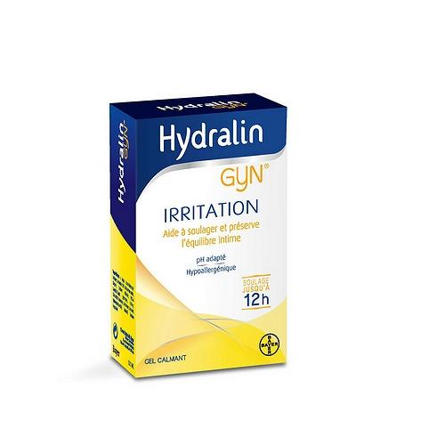 Hydralin gyn soin hygiène intime 100ml