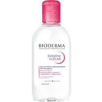 Bioderma Crealine H2O anti-rougeur 250ml