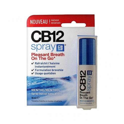 Spray buccal menthe 15ml