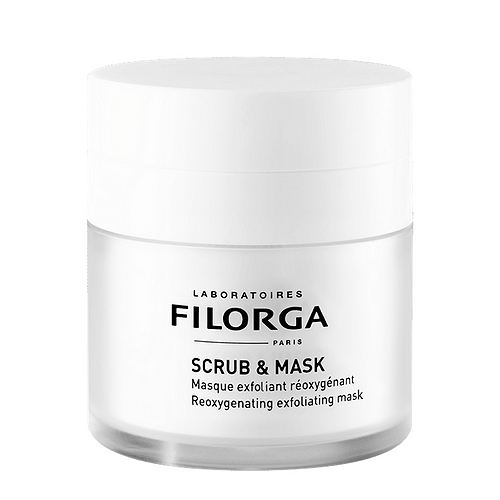 Scrub & Mask masque exfoliant réoxygénant 55ml