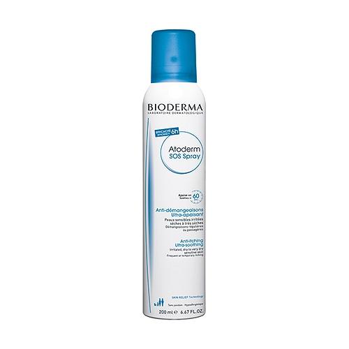 Atoderm SOS spray soin anti-démangeaisons 200ml
