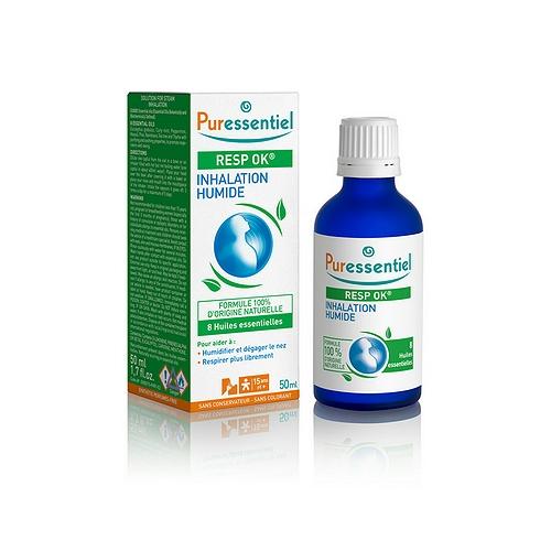 Inhalation humide respiratoire 50ml