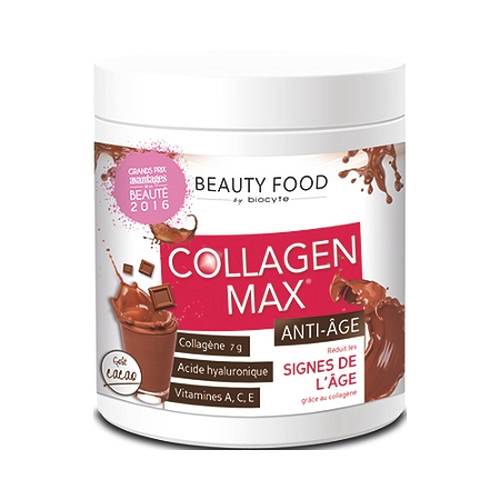 Collagen Max cacao 260g au meilleur prix | E.Leclerc