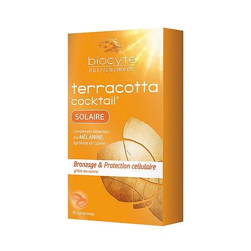 Terracotta cocktail solaire 30 comprimés