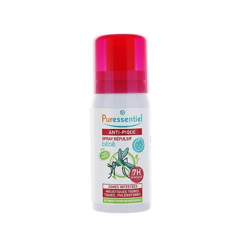Spray répulsif bébé anti-pique 60ml