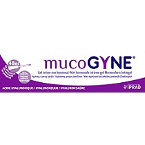 Mucogyne gel vaginal tube 40ml