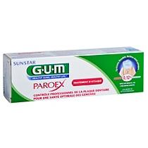 GUM PAROEX Dentifrice 75ml