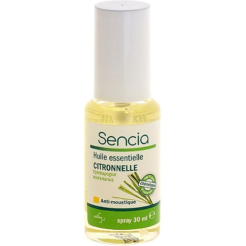 Citronelle spray anti-moustique 30ml