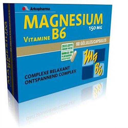 Arkovital  Magnésium et Vitamine B6