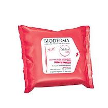 Bioderma Crealine H2O Lingettes x 25