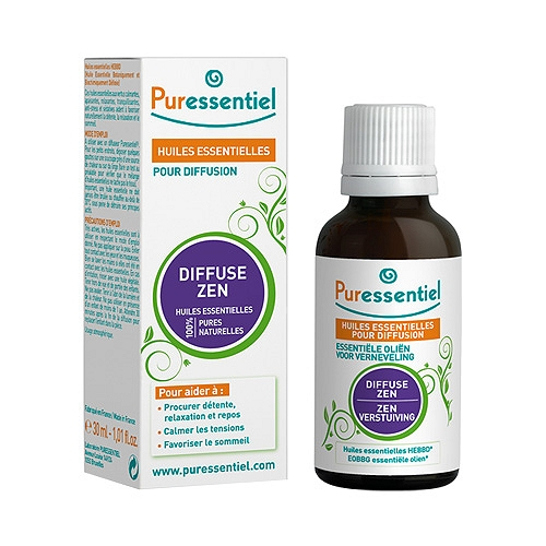 Diffuse zen - huiles essentielles pour diffusion 30ml