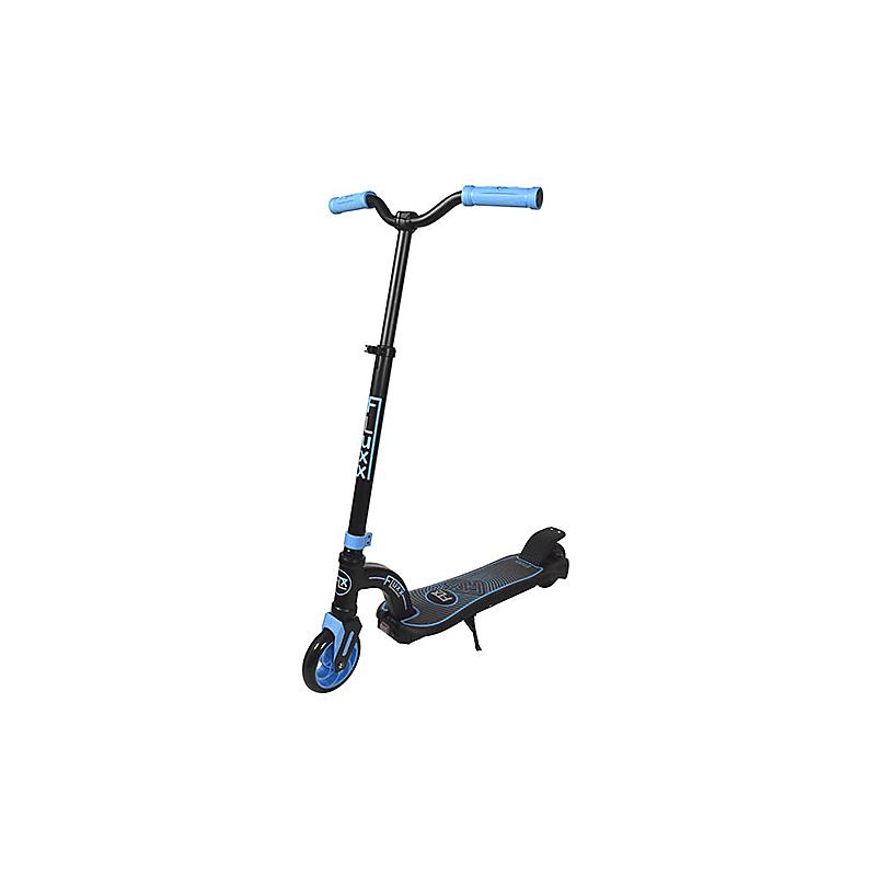 Trottinette électrique junior E.scooter fluxx 150 bleu