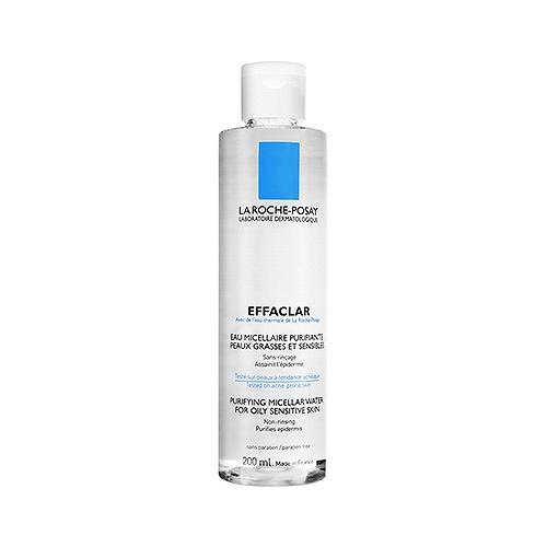 Effaclar eau micellaire purifiante 200ml