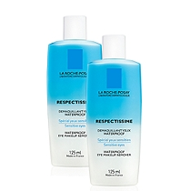 La Roche-Posay Respectissime Demaquillant Waterprof X2