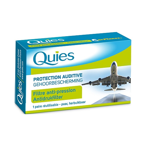 Protection auditive avion adulte