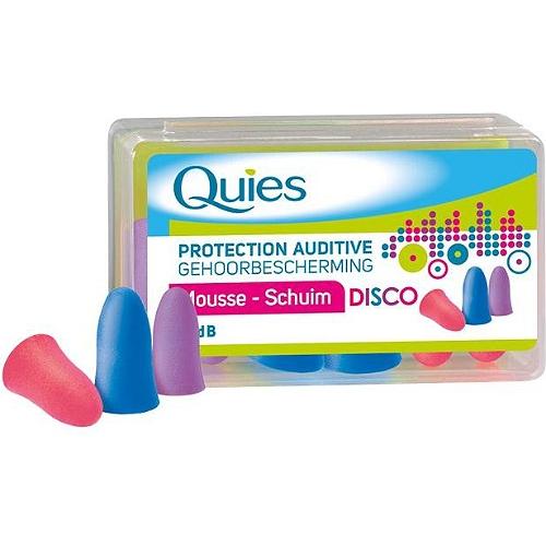 Protection auditive en mousse x4