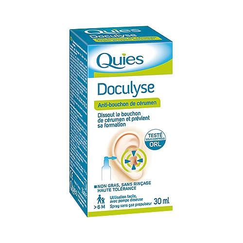 Spray auriculaire anti-bouchon de cérumen - flacon 30ml