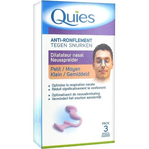 Anti-ronflement dilatateur nasal petit moyen